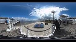 360 Grad Video der Seebrücke Heringsdorf | UsedomTravel