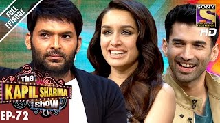 The Kapil Sharma Show -दी कपिल शर्मा शो- Ep-72-Aditya and Shraddha Kapoor In Kapil Show–7th Jan 2017