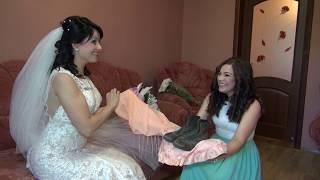 сборы невесты в ДНЕПРОДЗЕРЖИНСКЕ
