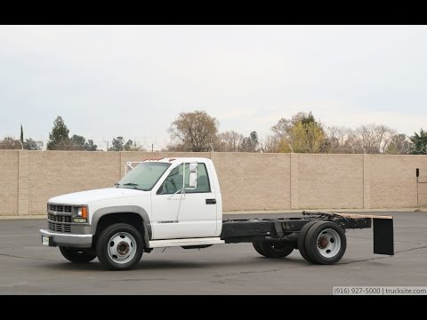 2002 Chevrolet 3500HD Cab & Chassis