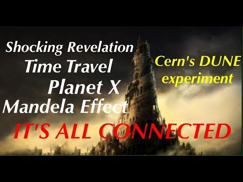 PROOF: CERN is the TOWER OF BABEL! Shocking New Experiment Changes Everything! Including TIME