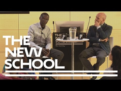 Between Senegal and New York City: A Conversation with Chef Pierre Thiam | The New School