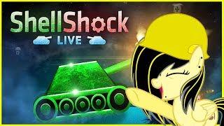 Playing Shellshock! w/ Friends