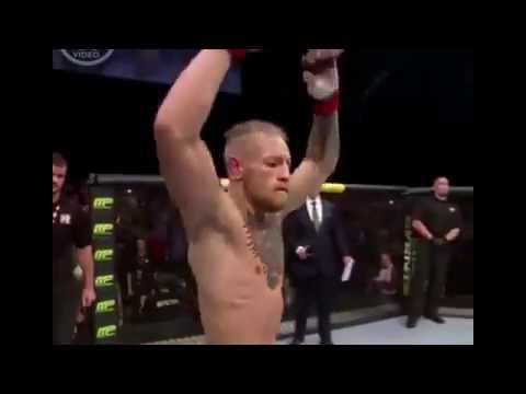 Conor Mcgregor vs Diego Brandao