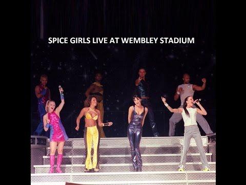 Spice Girls - Spiceworld Tour Live At Wembley Stadium 20.09.1998