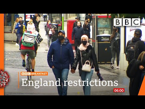 Covid: Sage scientists called for short lockdown weeks ago 🔴 @BBC News LIVE on iPlayer - BBC