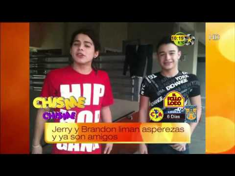 Jerry y Brandon ya son amigos Videos De Viajes