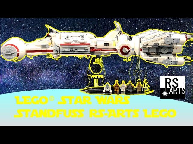 RS ARTS Standfuß Lego Star Wars Tantive VI