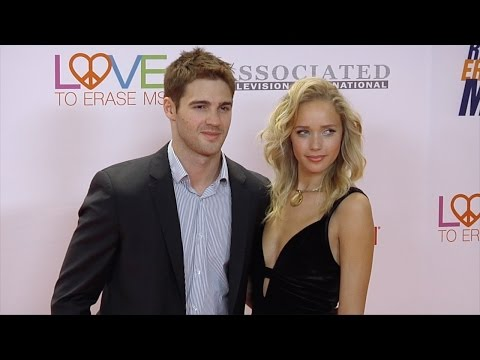 Steven R. McQueen and Allie Silva 2017