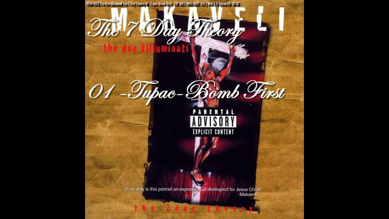 2pac the don killuminati the 7 day theory download rar - limilit