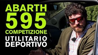 Fiat Abarth 595 Competizione 2014 Videos