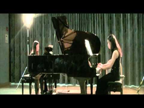 "Béla Bartók : 7 pieces from ""Mikrokosmos"""