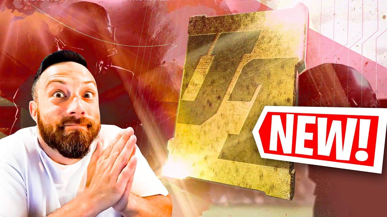Download BLESSED Legend Packs for NEW 94 Overall LTD Legends!