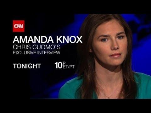 Amanda Knox: 'I did not kill my friend'