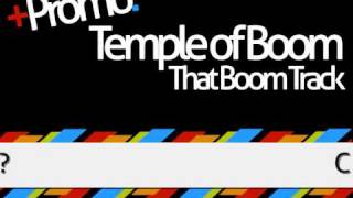 Temple of Boom - That Boom Track (Eats Everything Remix) | Venga Digital | Out Soon