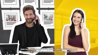 Les offres Pro Office : le transfert d'appels