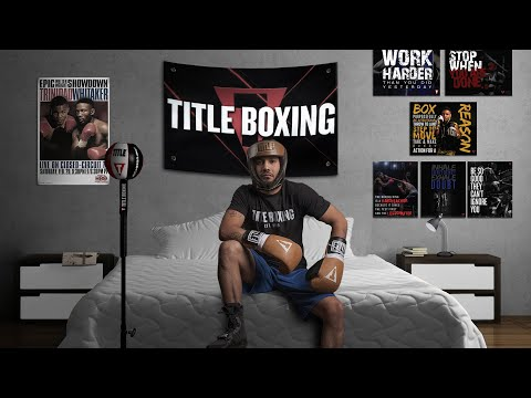 Boxing Workout At Home | 6 TIPS From TITLE Boxing | Home Boxing Equipment