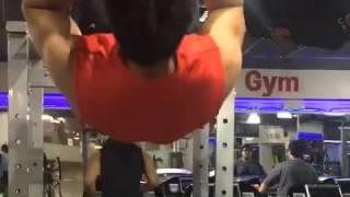 Parth Samthaan workout video