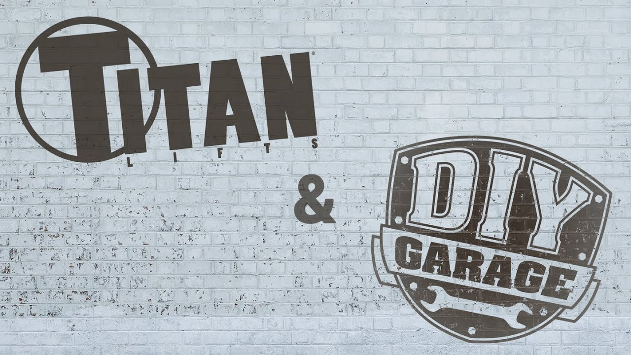 Titan lifts at indys diy garage youtube titan lifts at indys diy garage solutioingenieria Choice Image