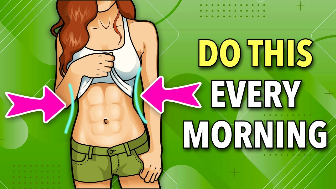 DO THIS EVERY MORNING AND LOOK IN THE MIRROR