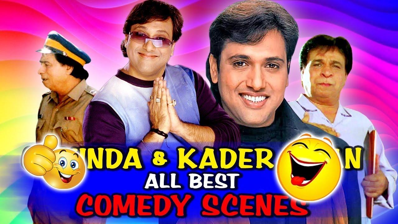 Download Govinda & Kader Khan All Best Comedy Scenes   Best Bollywood Comedy Scenes