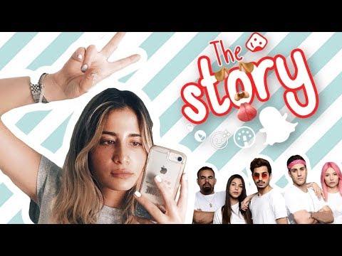 ליאל אלי מאתגרת את החארטא גאנג!!! | The Story