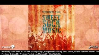 "NEW 2014 Teddyson John - SWEET SOCA MUSIC ""2014 Soca"" (Produced By Precision Productions)"