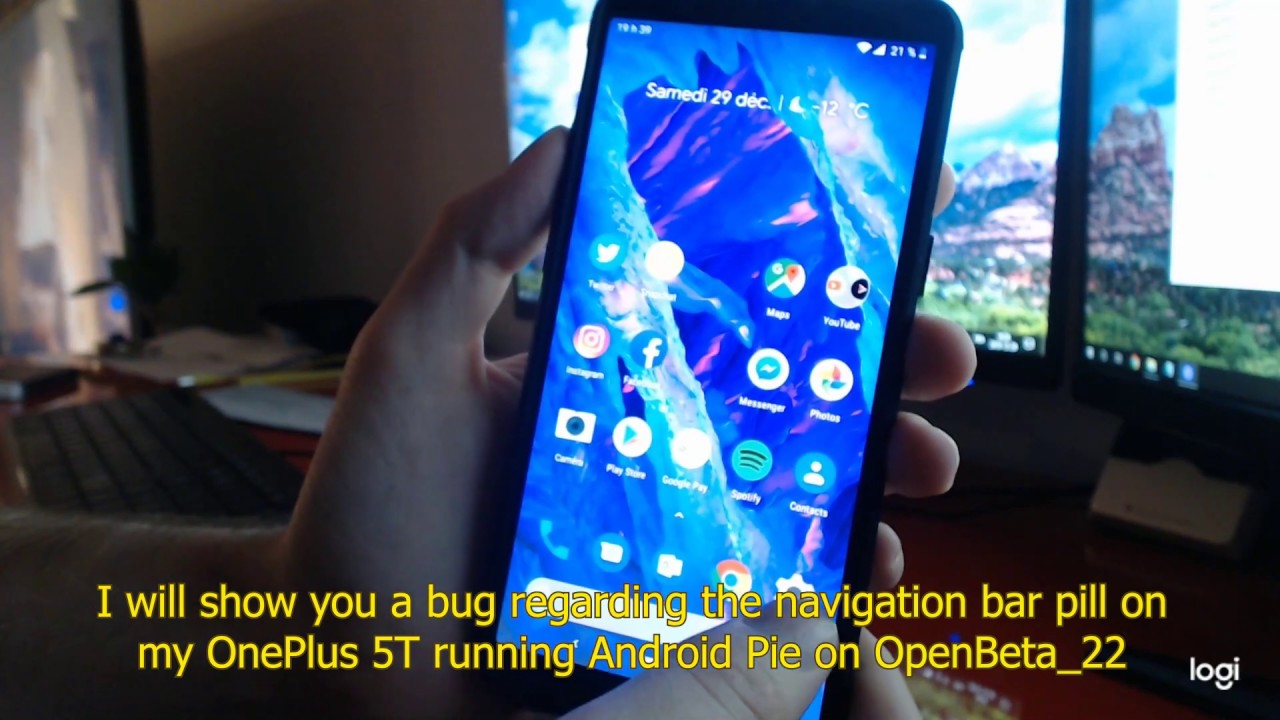 Pill gestures navigation on Android Pie - OnePlus Community