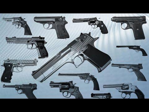 Топ 5 лучших пневматических пистолетов