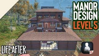 LifeAfter: Manor Design for Level 5 Tutorial | Intelligent Design