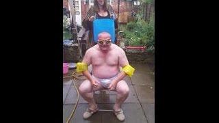 Ice Bucket Challenge Fail
