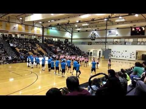 Kenowa Hills High School Pep Rally