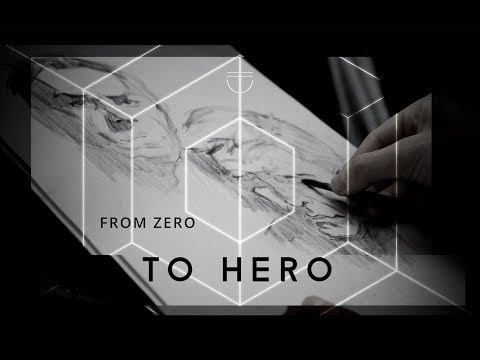 From Zero To Hero - Becoming A Professional Artist Within A Year!