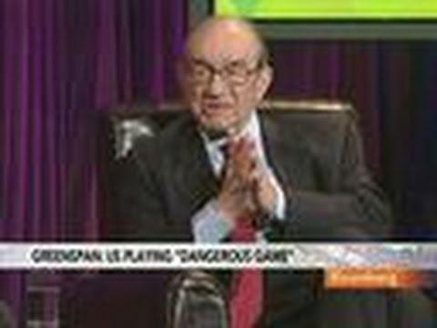 Greenspan Says U.S. Playing `Dangerous Game' on Stimulus: Video