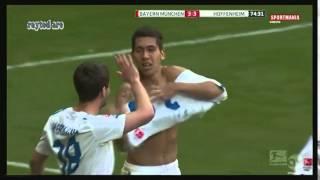 Roberto Firmino Hoffenheim vs Bayern Munich Welcome to Liverpool