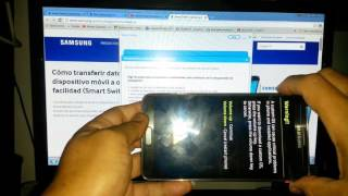 samsung se queda pegado en el logo reparar con Samsung kies o samsung smart switch