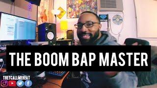 I MASTERED Boom Bap Drums!! (making a boom bap beat in fl studio)
