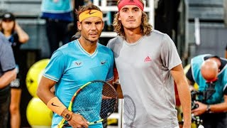 Tennis Elbow 2013 Nadal Tsitsipas Roland Garros 2020 Part 1