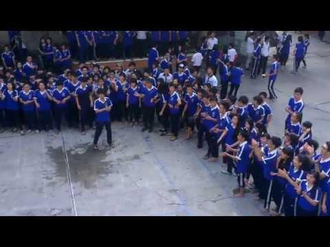 Trường THPT Phan Ngọc Hiển (2010-2013) ngày cuối cùng