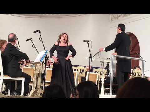 Aprel 18 2019. Баку, Филармония. Концерт классической музыки Ч.2