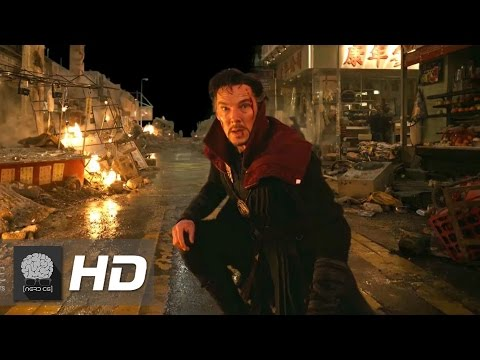 CGI & VFX : Doctor Strange -Breakdown by Framestore
