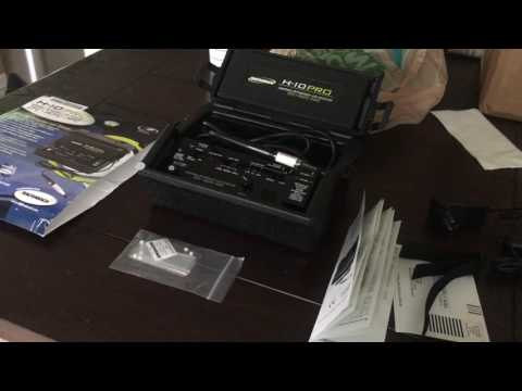 H10 Pro Refrigerant Leak Detector