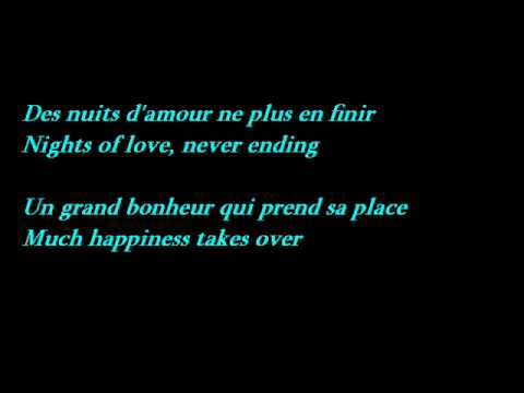 Edith Piaf La Vie En Rose Lyrics French English Translation