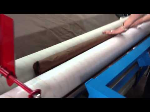 Roll to Roll Fabric Inspection Machine(for garment factories)