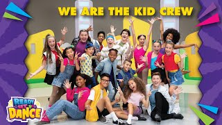 We Are the Kid Crew | Meet the Team | Who's Your Fave? | READY SET DANCE