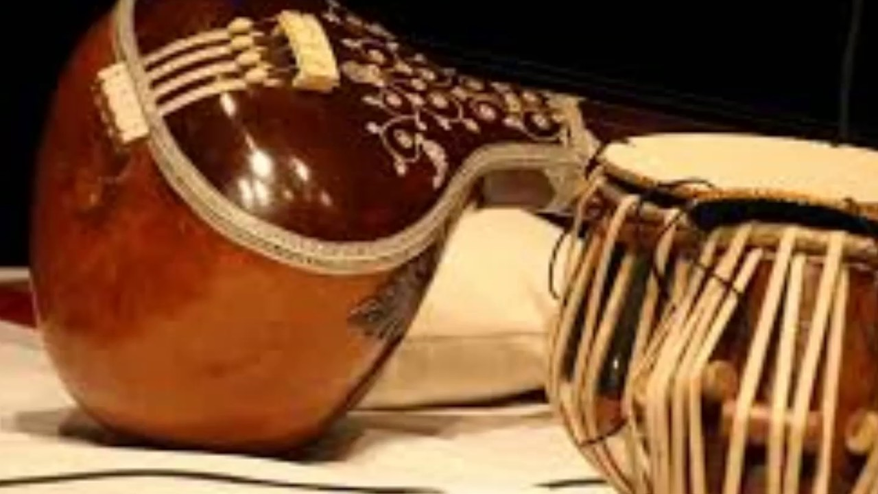 tanpura tabla