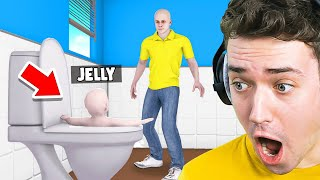 I Flushed My BABY Down A TOILET! (Who's Your Daddy)