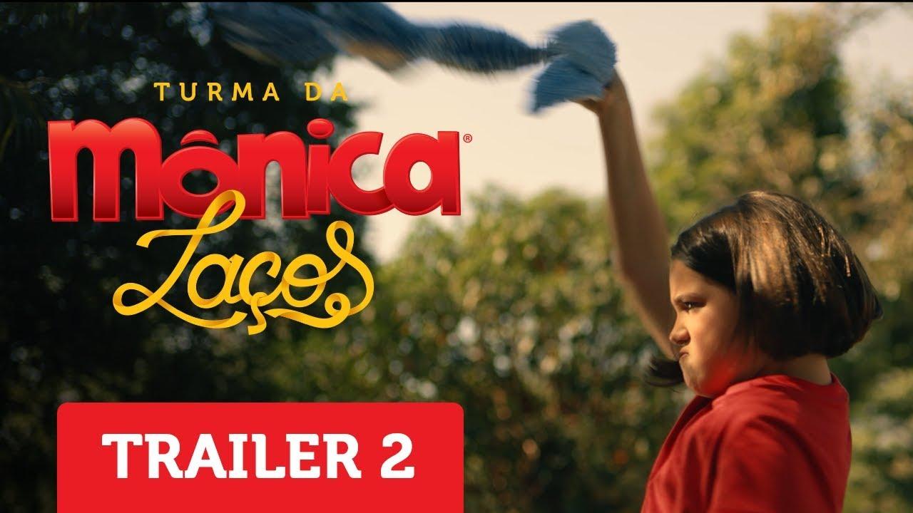 [Trailer 2] Turma da Mônica Laços, O Filme | 27 de junho nos cinemas!