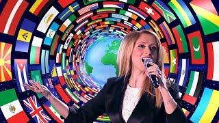 Lara Fabian Sings in 12 Languages!