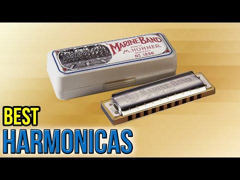 8 Best Harmonicas 2017